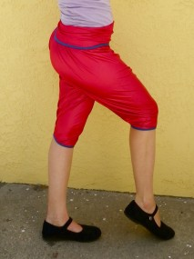 blue genie pants